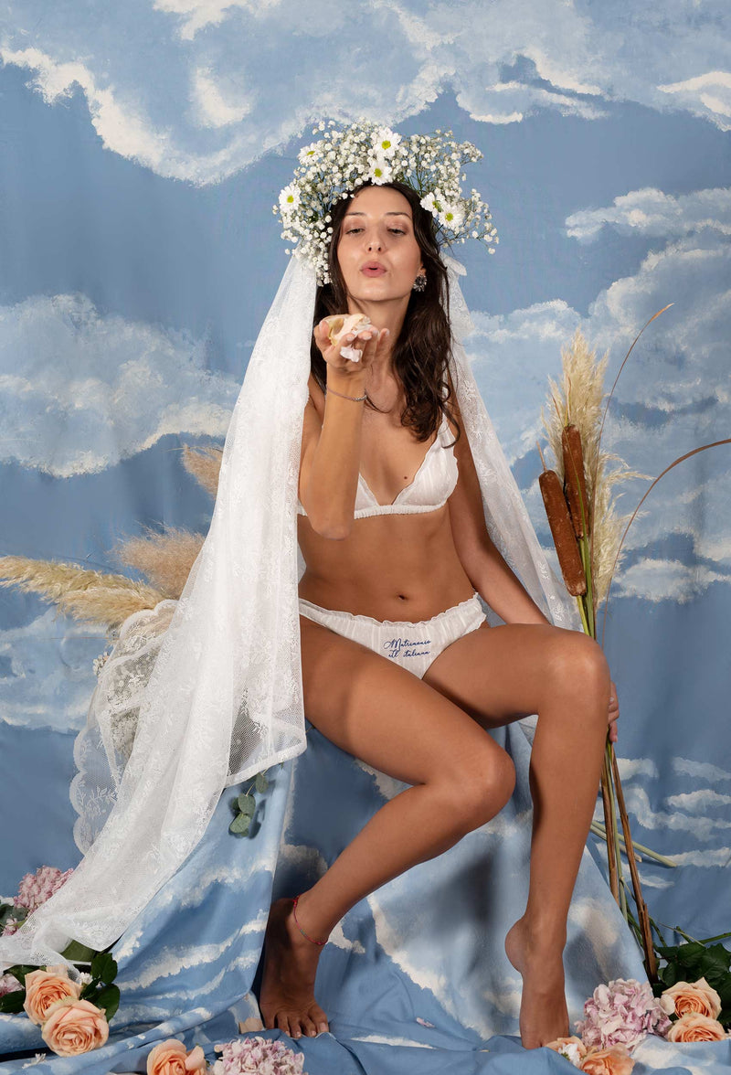 Shh knickers Matrimonio all'italiana