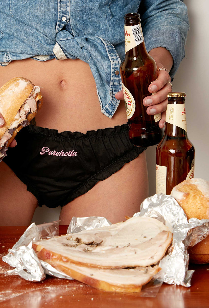 Shh Knickers Porchetta