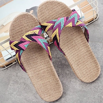 habazoo - MCCKLE Women Flat Sandals Gladiator Open Toe Buckle Soft Jelly Sandals Female Casual Summer Flat Platform For Girl Beach Shoes  (15) - Habazoo -