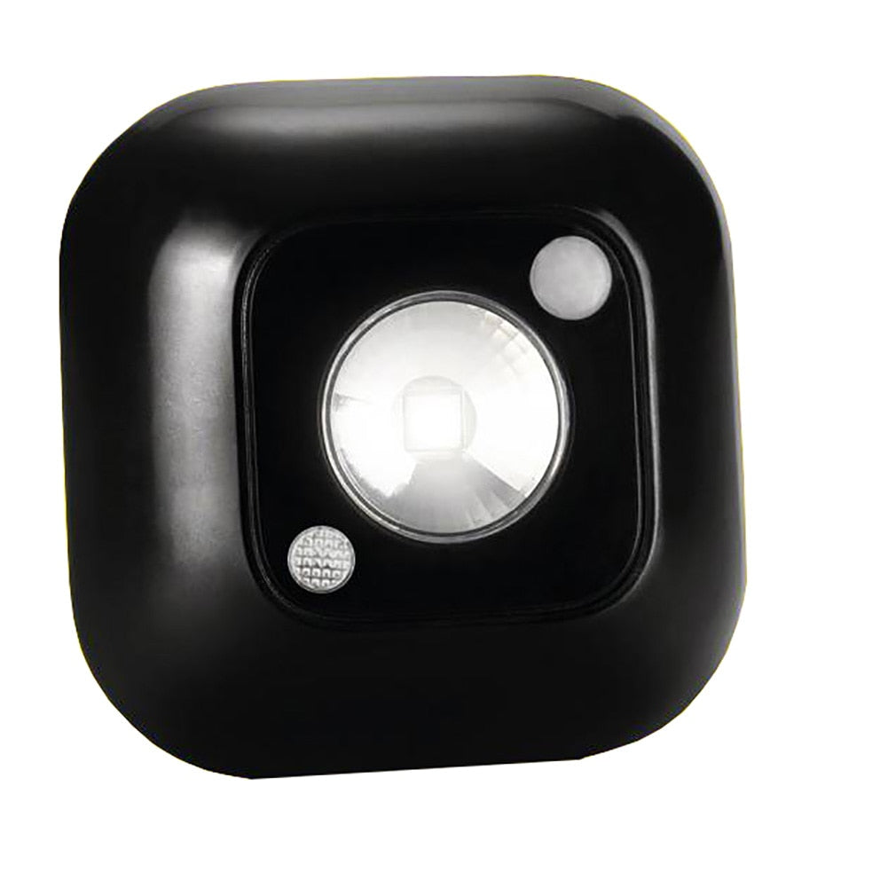 habazoo - LED Sensor Night Light Dual Induction PIR Infrared Motion Sensor - Habazoo -