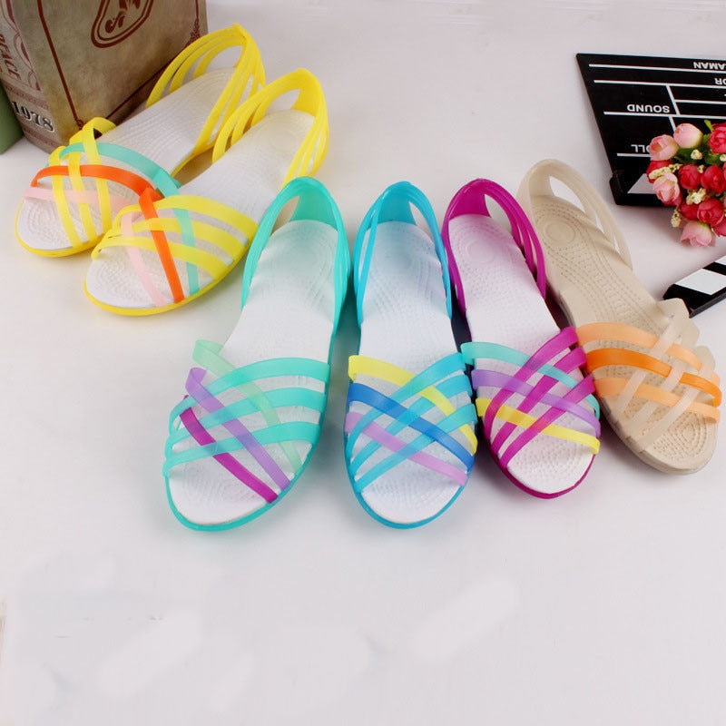 habazoo - Sandals Summer New Candy Shoes - Habazoo -