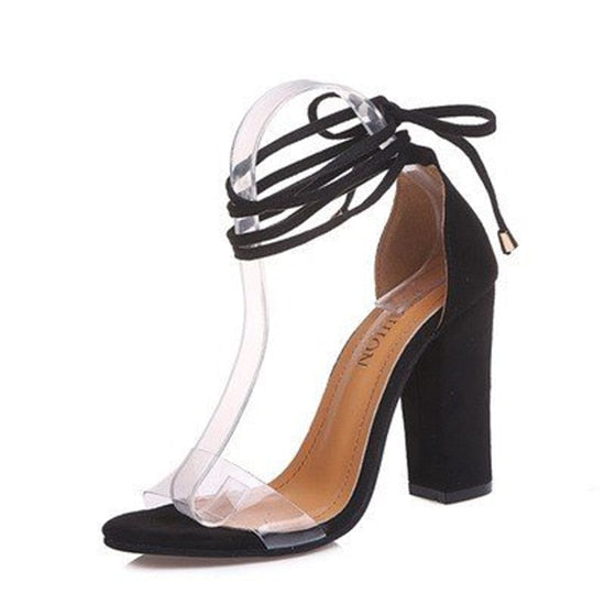 habazoo - Woman Pumps Shoes High Heels T-stage Sexy Dancing Party Wedding ladies shoes - Habazoo -