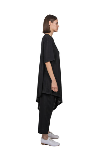Asymmetric t-shirt
