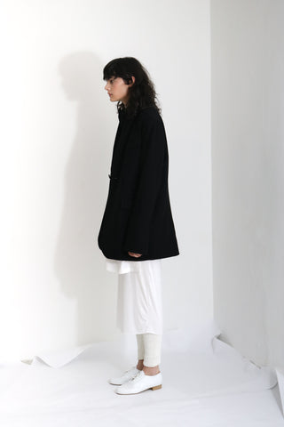 Black Wool Jacket (S)