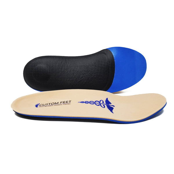 100% Custom - Custom Feet Insoles