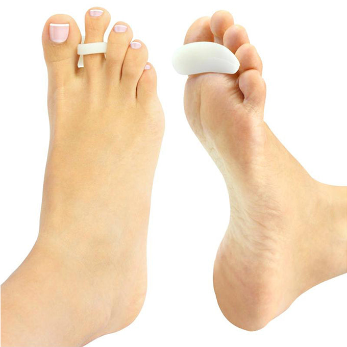 Hammer Toe Crests Buttress Pads - For Orthotic Metatarsalgia