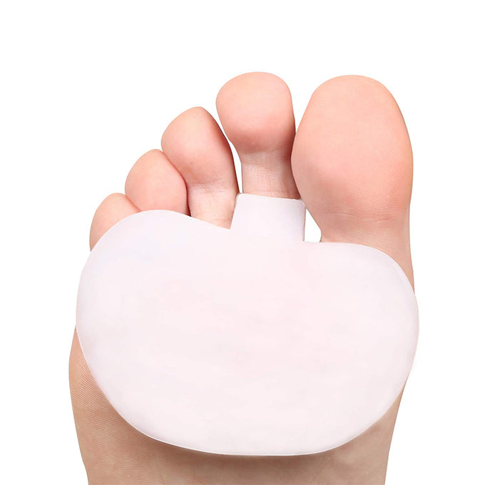Ball Of Foot Metatarsal Gel Cushion - Relieve Metatarsal And Ball Of Foot Pain - Custom Feet Insoles