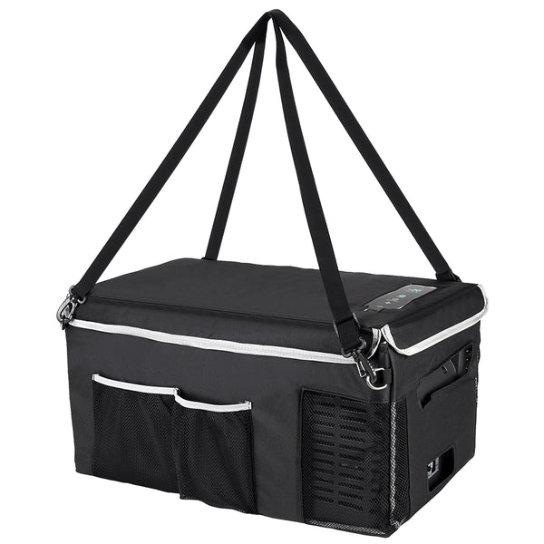 F40C4TMP Insulated Protective Cover Transit Bag for 20 Quart Portable Refrigerator Fridge