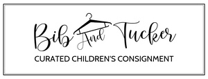 Bib and Tucker Curated Children's Consignment