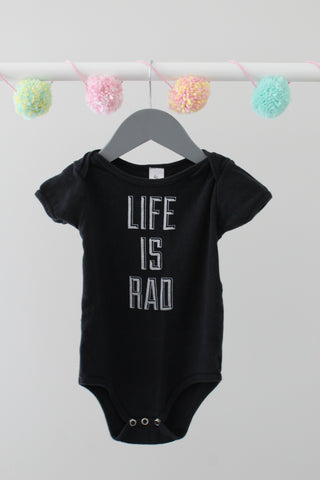 Locomotive Clothing Co Bodysuit 12-18M