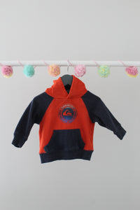 Quicksilver Sweatshirt 6/9M