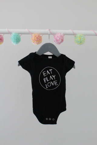 Modern Fort Bodysuit 3-6M