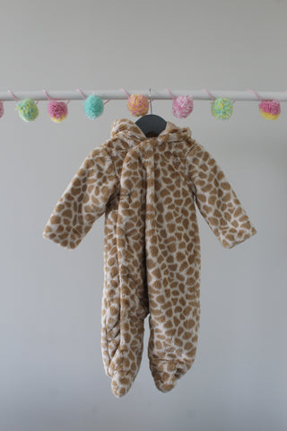New Baby Bunting Suit 6-12M