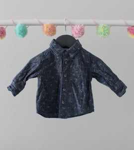Old Navy Shirt 3-6M