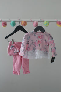 Laura Ashley Set 6-9M