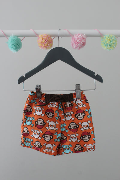 Old Navy Swim Shorts 3-6M