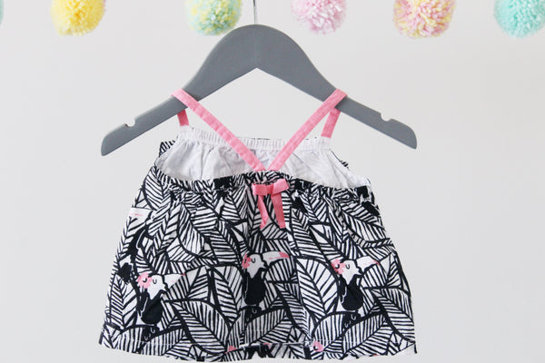 Gymboree Dress 0-3M