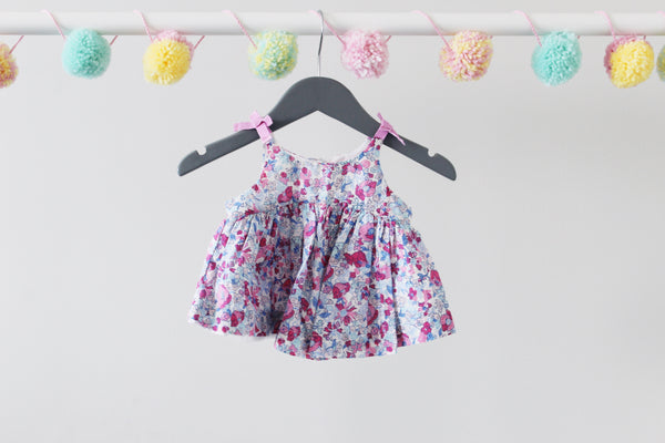 Baby Gap Floral Dress 0-3M