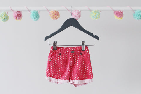 Mini Tribu Shorts 9M