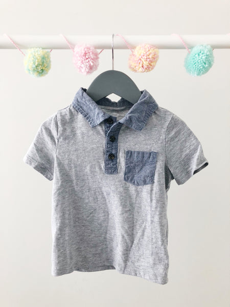 Old Navy Polo 2T