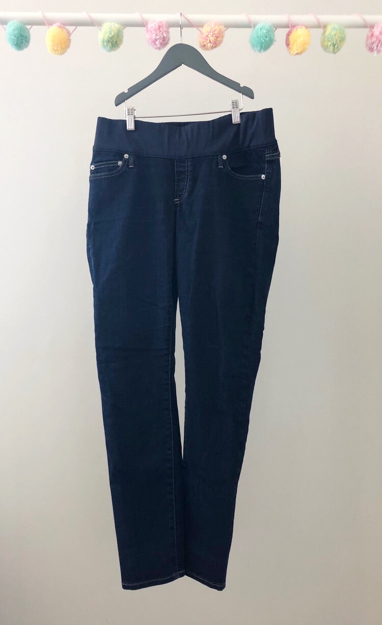 Gap Maternity Jeans Slim Straight 10R
