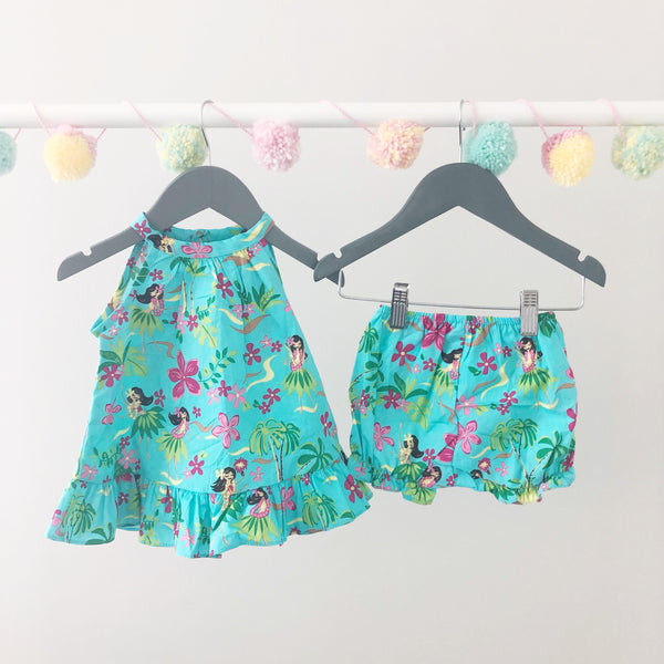 Hawaiian Set 6M