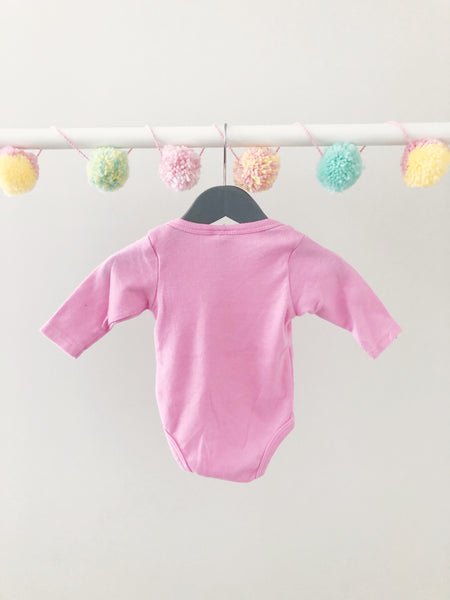 Laura Ashley Bodysuit 0-3M