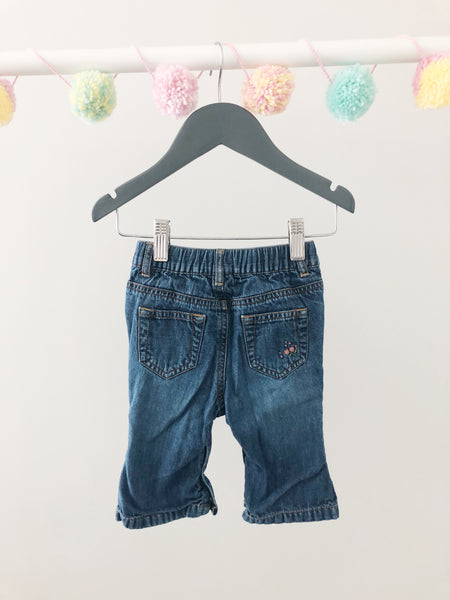 Baby Gap Jeans 6-12M