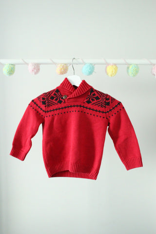 Gymboree Sweater 3T