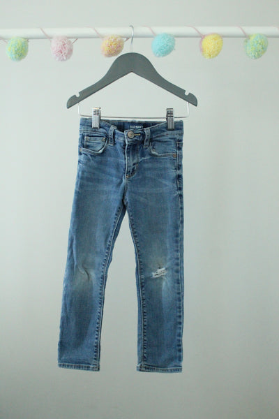 Old Navy Karate Skinny Jeans 4T