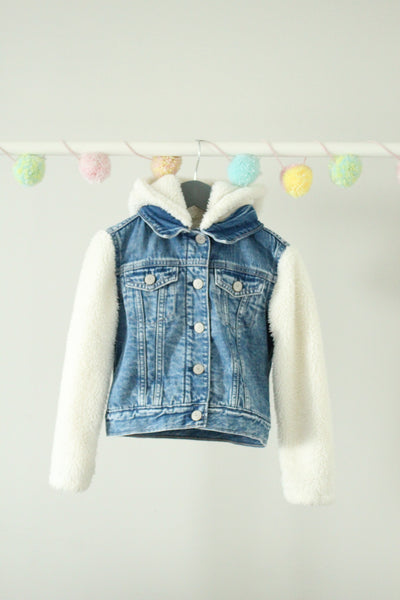 Gap Kids Denim Jacket 6-7Y