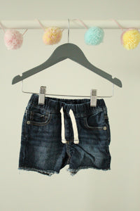 Baby Gap Denim Shorts 6-12M