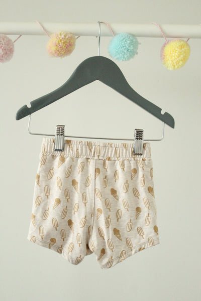 Jax and Lennon Shorts 18-24M