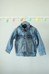 Gap Kids Denim Jacket 4-5T