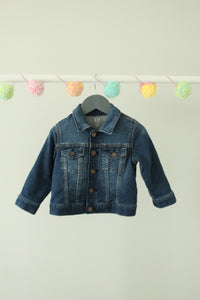 Baby Gap Denim Jacket 18-24M