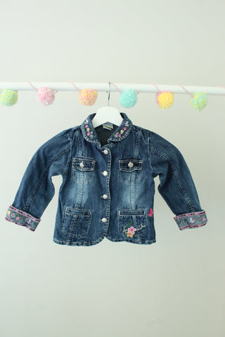 Kloz for Kids Denim Jacket 3T