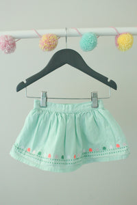 Gymboree Skirt 12-18M