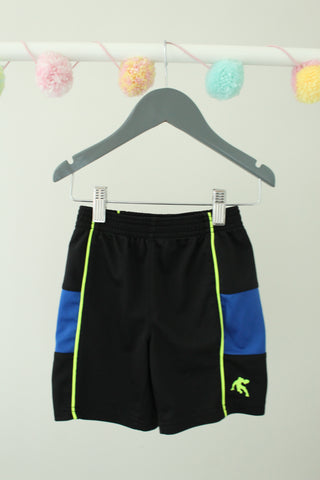 And1 Shorts 24M