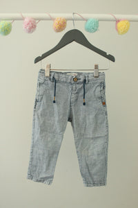 Zara Baby Boy Pants 18-24M