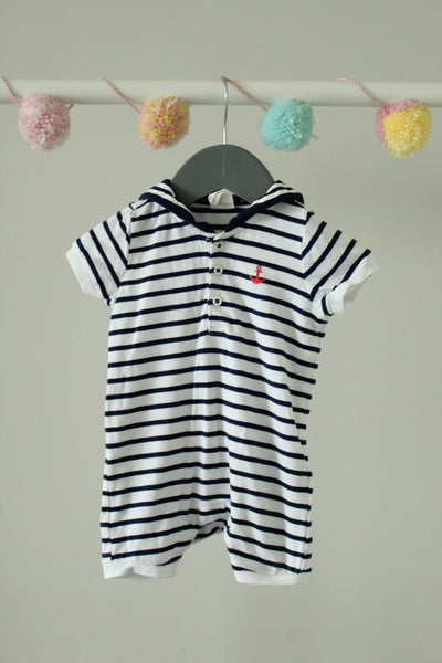 H&M One-Piece 2-4M