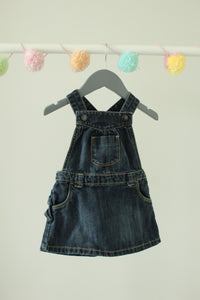 Old Navy Coverall Dress 12-18M