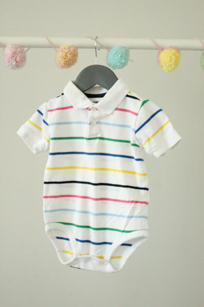 OshKosh Bodysuit Polo 18M