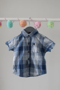Calvin Klein Dress Shirt 12M