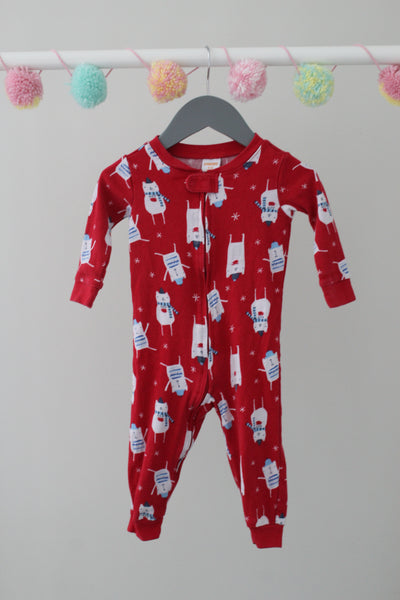 Gymboree Sleeper 6-12M