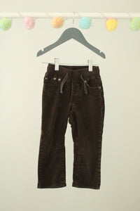 Baby Gap Corduroy Pants 3T