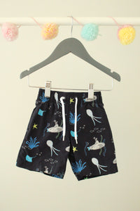 Gymboree Swim Shorts 6-12M