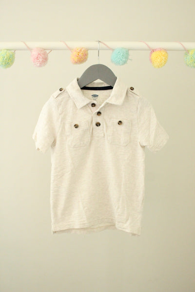 Old Navy Polo 5T