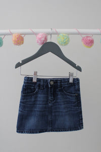 Baby Gap Denim Skirt 4Y