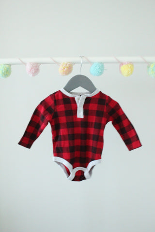 Mini Heroes Bodysuit 6M