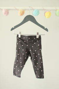 H&M Leggings 6-9M